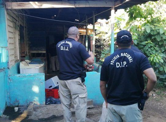 MP de San Miguelito aprehenden a 7 personas vinculadas a un caso de extorsión