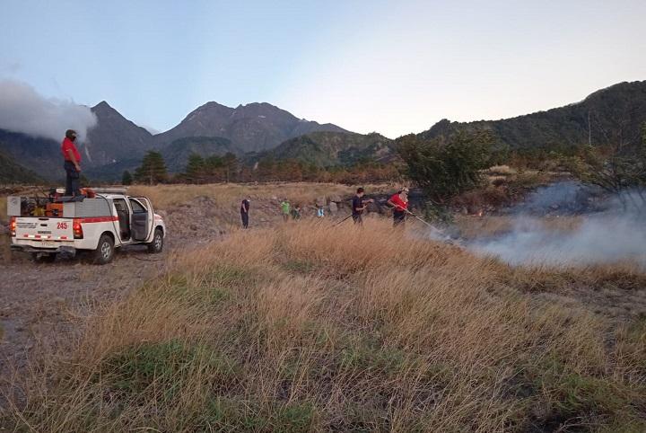 Investigan a un hombre por afectación de área protegida del Volcán Barú