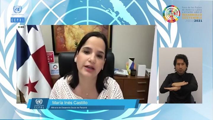 Panamá dará pasos firmes encaminados al desarrollo social
