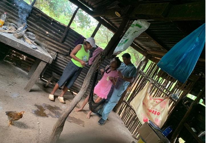 La ardua labor de llevar salud a las áreas de difícil acceso