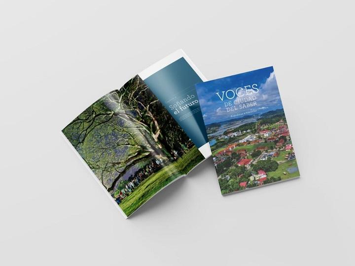 """Lanzamiento del Libro """"Voces de Ciudad del Saber"""" reúne a pensadores y líderes"""