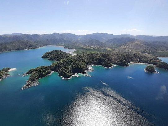 Panamá refuerza costas veraguenses contra el narcotráfico