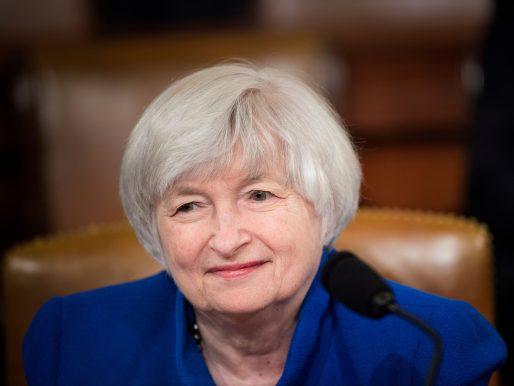 Después de la Fed, el Tesoro: Janet Yellen vuelve a hacer historia en EE.UU.