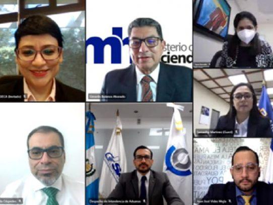 Panamá participa de reunión del Comité Aduanero Centroamericano