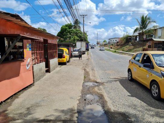 MOP anuncia el cierre parcial del sector de Belén en la vía José Agustín Arango