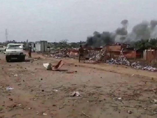 Al menos 30 muertos en explosiones en un campo militar en Guinea Ecuatorial