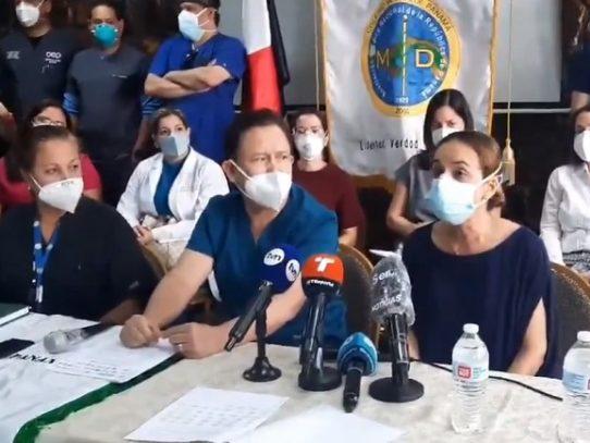 Gremios médicos solicitan que se retire el proyecto de Ley 525