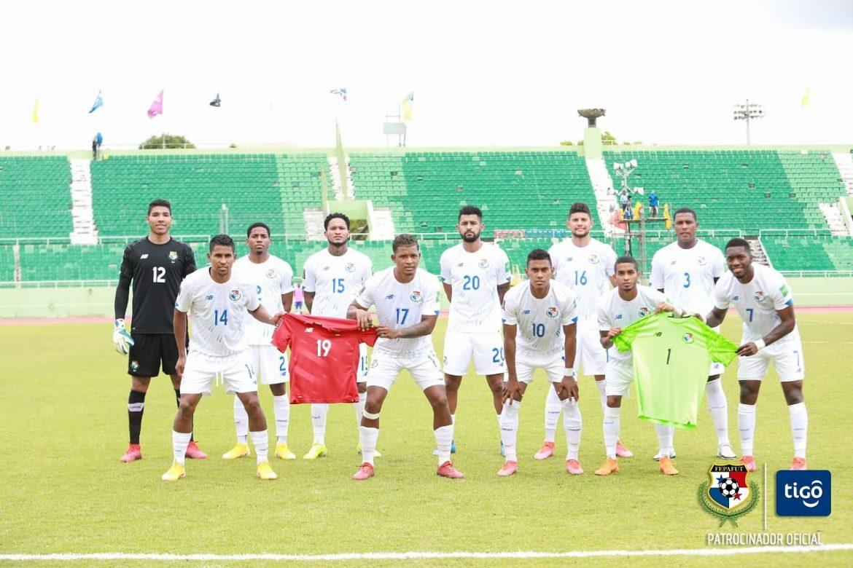Técnico Christiansen realiza variables para el partido contra Dominica