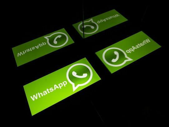 Cayeron: Instagram y WhatsApp