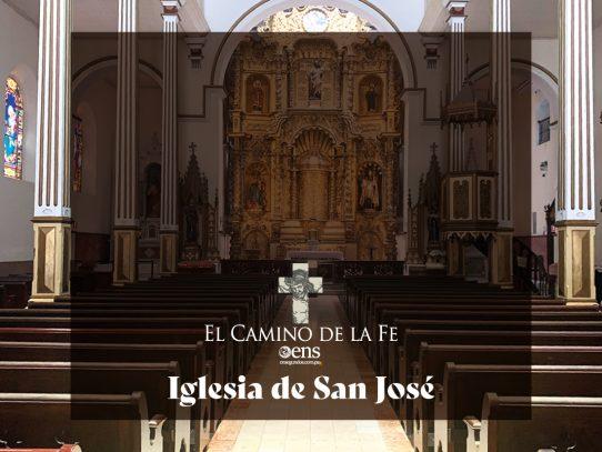 El Camino de la Fe, Iglesia de San José