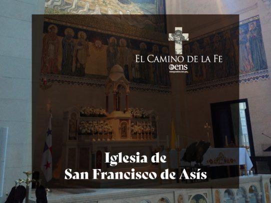 El Camino de la Fe, Iglesia de San Francisco de Asís