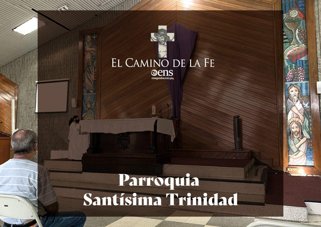 El Camino de la Fe, Parroquia Santísima Trinidad