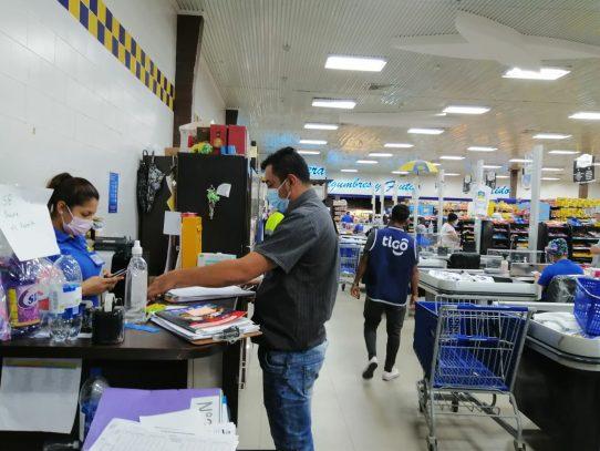 Mitradel realiza inspección contra el trabajo infantil en comercios de Coclé