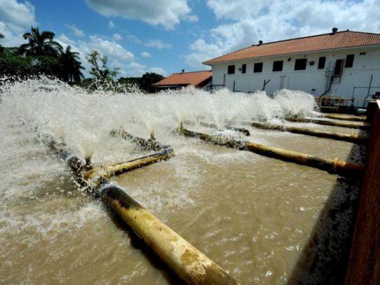 Este fin de semana no habrá agua en puntos de la capital y Arraiján
