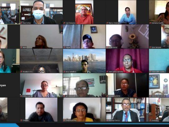 Panameños se capacitan en materia de Derechos Humanos