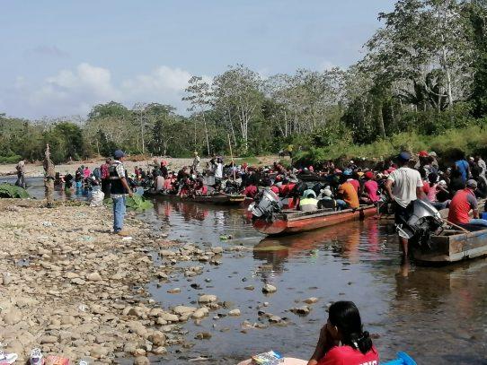 Dos niñas habrían sido violadas en la inhóspita selva entre Colombia y Panamá