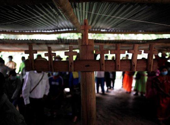 La fiscalía pide enjuiciar a nueve personas por la masacre de siete indígenas en Panamá