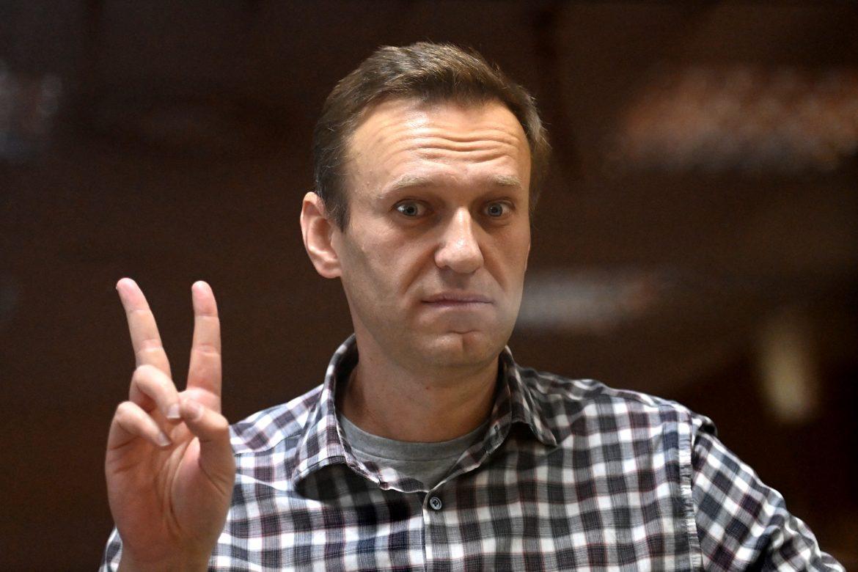 """UE """"preocupada"""" por el estado de salud de Navalni en colonia penitenciaria rusa"""