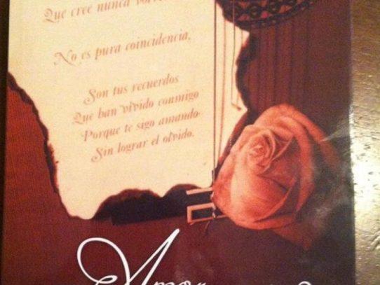 Gisela Guillén y sus libros del amor que nunca olvida.