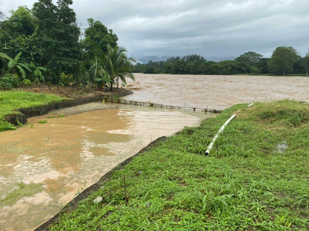 Inundaciones Bocas del Toro