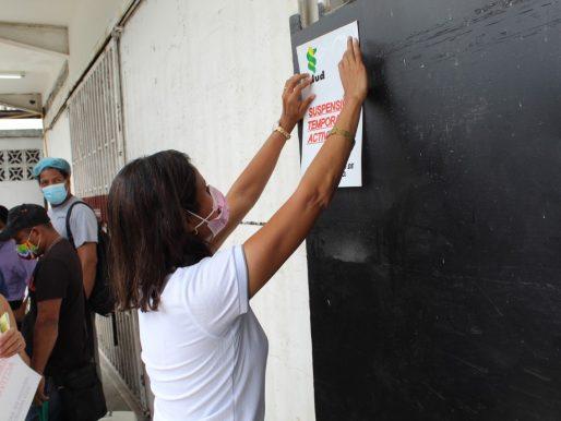 Por insalubre: cerrada panadería en Torrijos-Carter