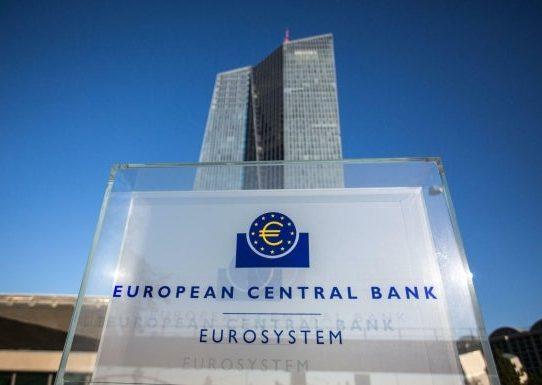 El BCE revisa al alza su previsión de crecimiento en la zona euro para 2021 y 2022