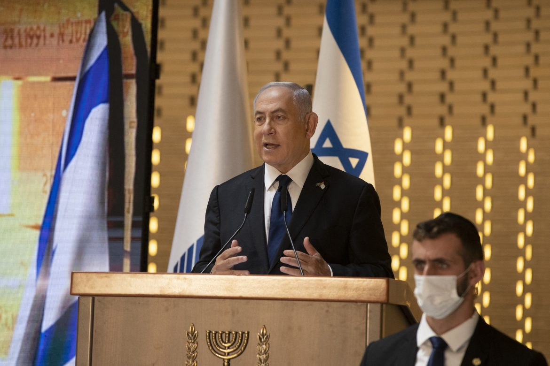 "Netanyahu niega ""incitar"" a la violencia a sus partidarios"