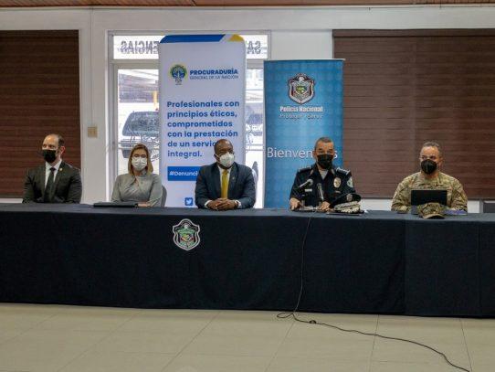 Operación Neptuno: aprehenden a cabecillas de banda Bagdad