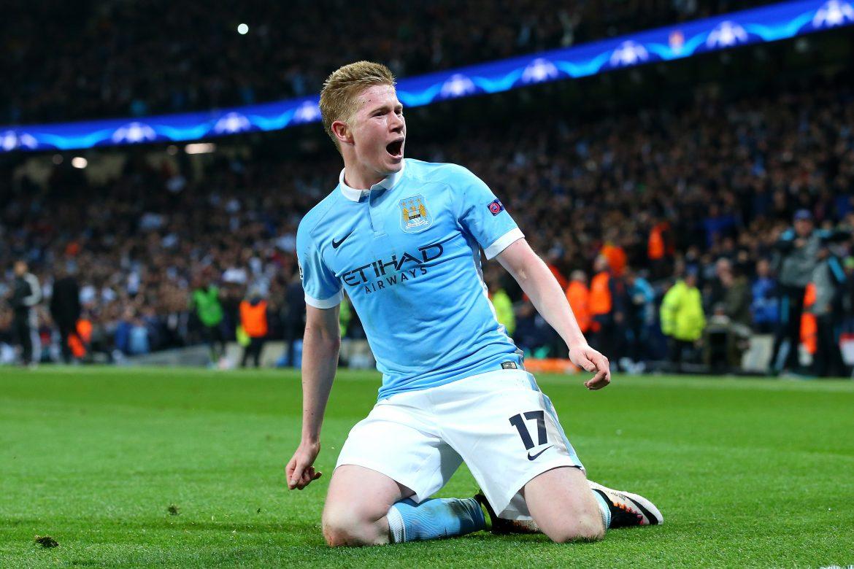 El City gana 2-1 al PSG en la ida de semifinales de Champions