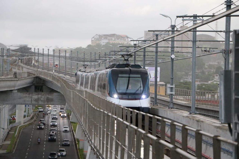 Aniversario de las líneas 1 y 2 del Metro de Panamá