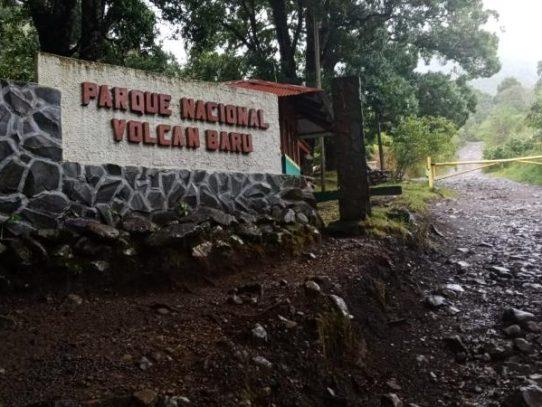 Cerrado acceso a parques Nacionales en Tierras Altas por precaución