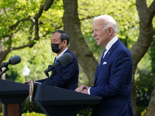 """Biden respalda a Japón en organización de unos JJOO """"seguros"""""""