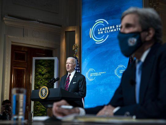 Biden quiere reducir las emisiones y eso significaría un Estados Unidos muy diferente