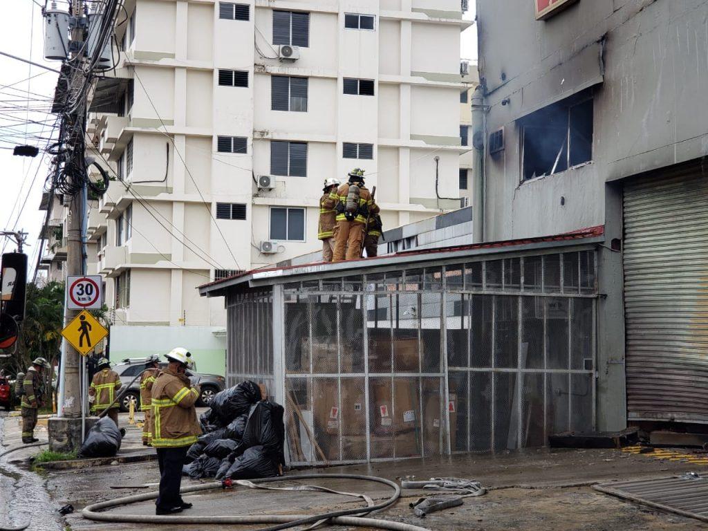 incendio via brasil