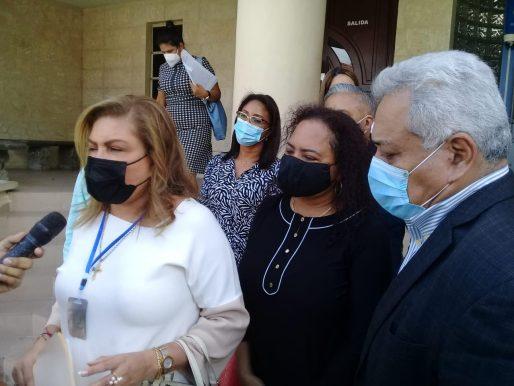 Abogados del expresidente Martinelli denuncian robos y amenazas ante el CNA