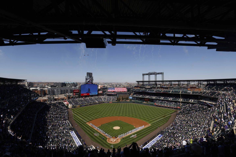 Grandes Ligas: Juego de Estrellas será en el Coors Field de Denver