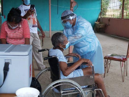 Mañana inicia vacunación contra la Covid-19 en La Chorrera