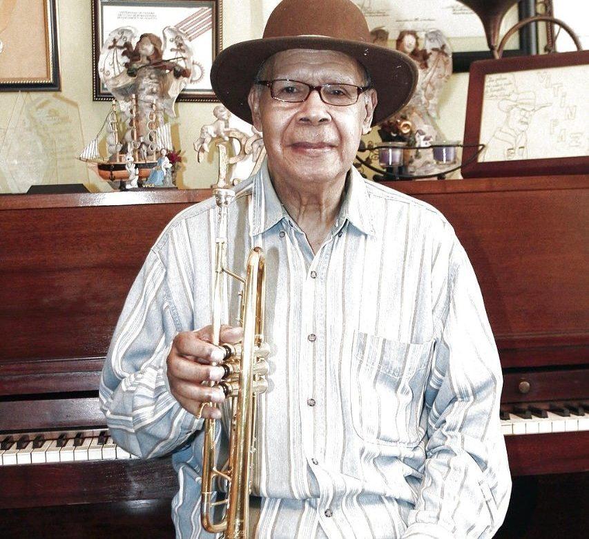 Fallece el reconocido trompetista panameño Víctor 'Vitín' Paz