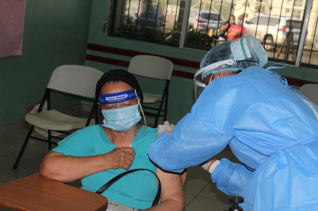 OPS nos ubica como el tercer país con más vacunados contra la Covid-19