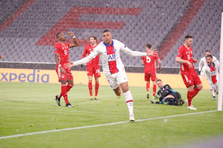 Mbappé se mantiene líder de goleadores en Francia