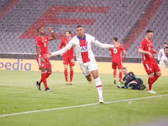 El PSG gana 3-2 al Bayern Múnich en la ida de cuartos de Champions