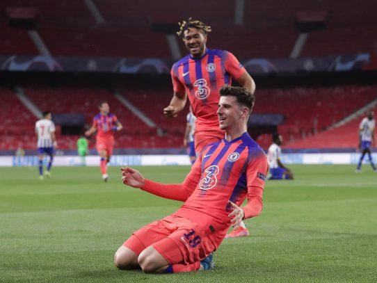 Chelsea se acerca a semifinales de 'Champions' tras ganar 2-0 al Oporto