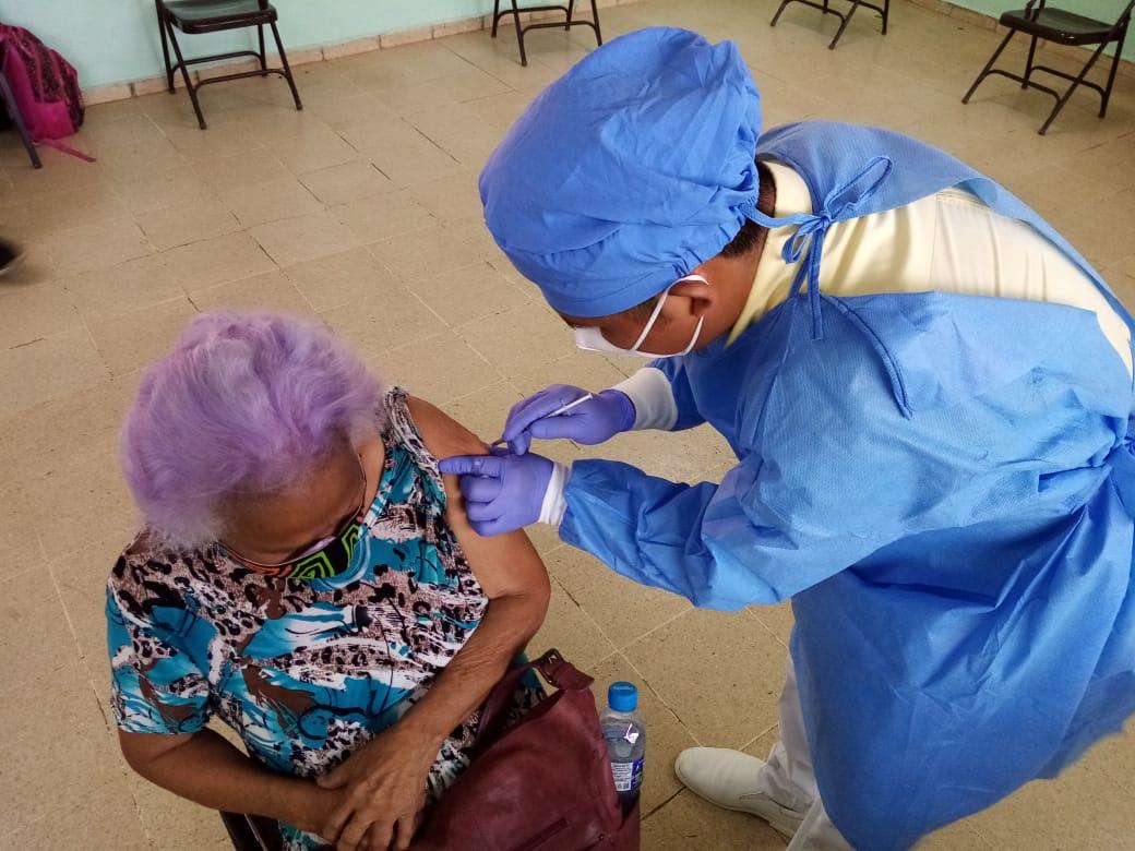 CSS aplicó 15,015 vacunas contra la Covid-19, en Arraiján