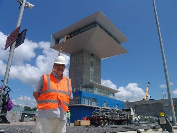 Canal de Panamá lamenta el fallecimiento del arquitecto Juan Pablo Porcell Perigault