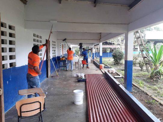 CON Escuelas: Unos 130 colegios han sido reparados a nivel nacional