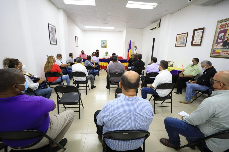 Panameñistas recolectarán en mayo firmas para una Constituyente