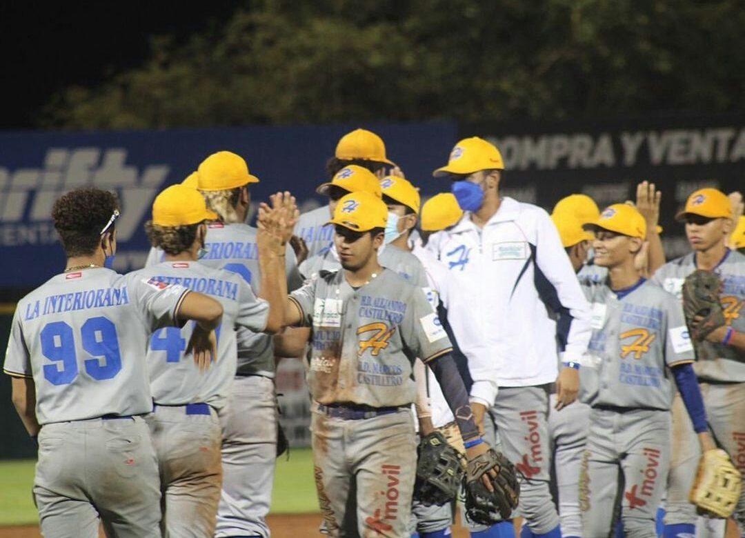 Herrera empata a Coclé en la serie final del béisbol juvenil