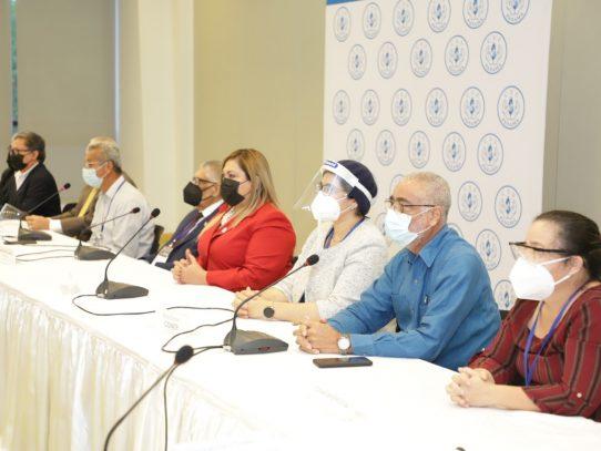 Mesa Plenaria aprobó metodología de trabajo