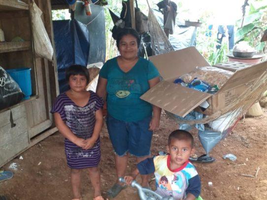 Familia capireña en extrema pobreza recibirá un nuevo hogar
