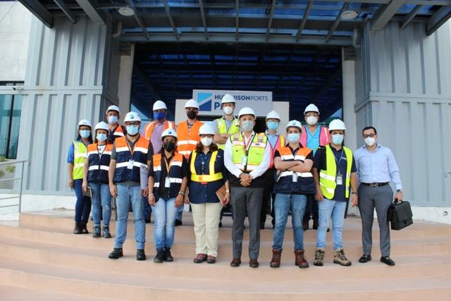 Hutchison Ports PPC instalará nuevos escáneres en puertos de Balboa y Cristóbal